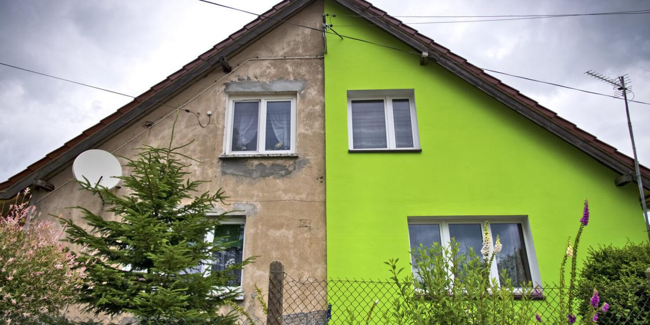 Quelle couleur adopter pour la façade de votre maison ?